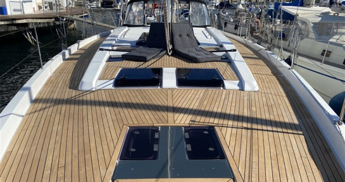 Rental Sailboat in Pula - Hanse Hanse 575