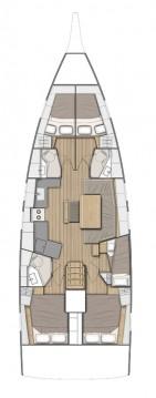 Rental Sailboat in Pula - Bénéteau Oceanis 46.1