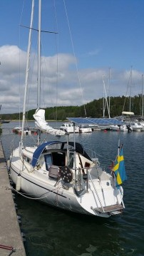 Hire Sailboat with or without skipper Comfort Vaxholm