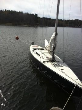 Rental Sailboat in Vaxholm - Unknown Safir