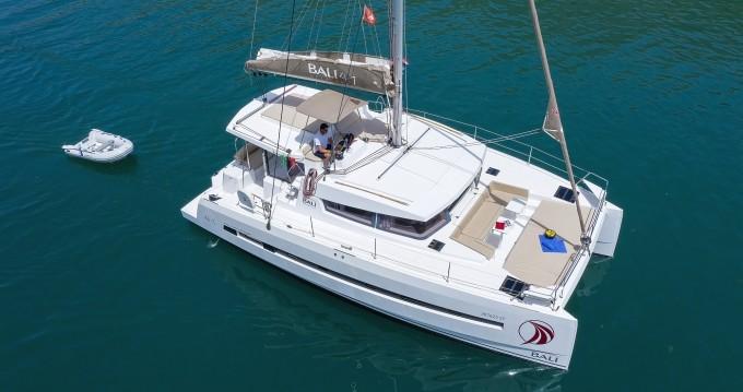 Rental yacht Komolac - Catana Bali 4.1 - 4 cab. on SamBoat