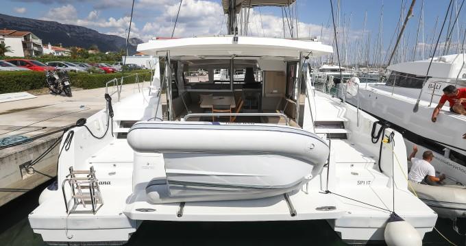 Rental yacht Kaštela - Catana Bali 4.1 - 4 cab. on SamBoat