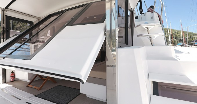Rental yacht Biograd na Moru - Catana Bali 4.1 - 4 cab. on SamBoat