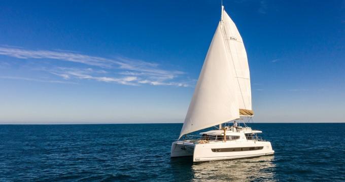 Hire Catamaran with or without skipper Catana Kaštela