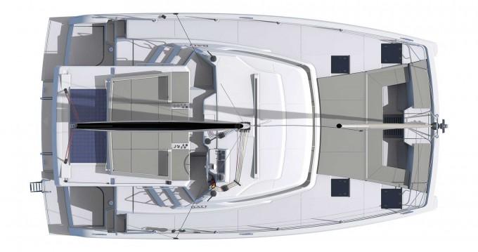 Rental yacht Kaštela - Catana Bali Catspace on SamBoat