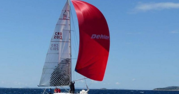 Hire Sailboat with or without skipper Dehler Kaštela