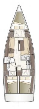 Boat rental Komolac cheap Dehler 38
