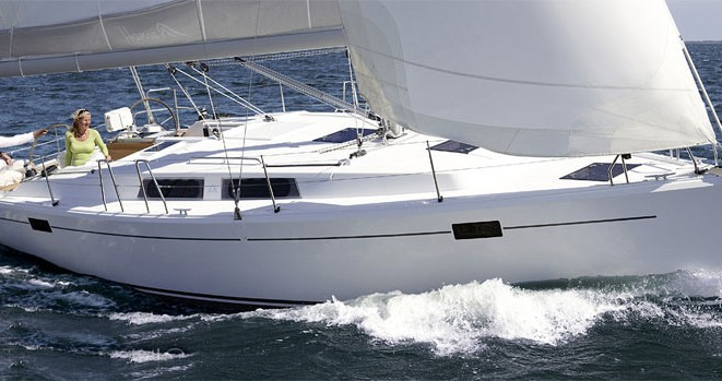 Boat rental Hanse Hanse 385 in Biograd na Moru on Samboat