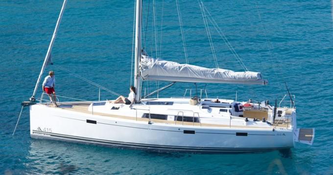 Boat rental Komolac cheap Hanse 415