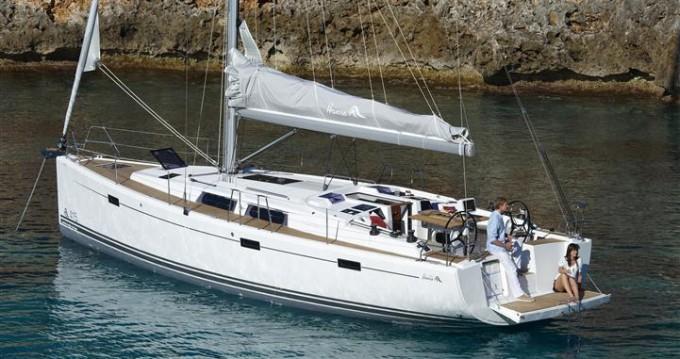 Boat rental Biograd na Moru cheap Hanse 415