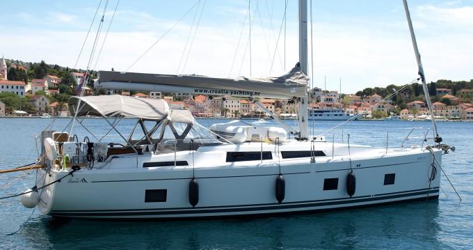 Boat rental Hanse Hanse 418 in Biograd na Moru on Samboat