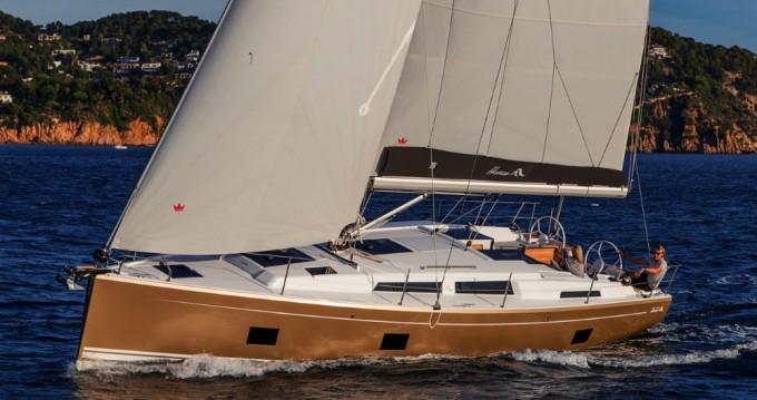 Boat rental Biograd na Moru cheap Hanse 418