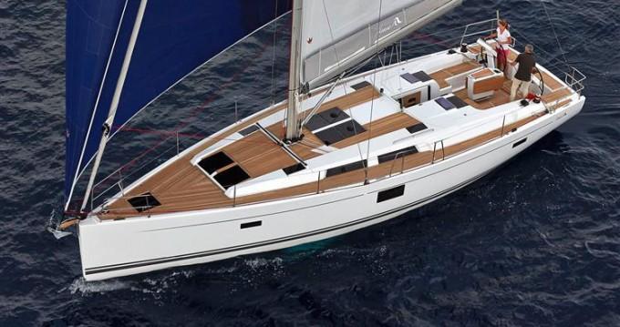 Rental yacht Kaštela - Hanse Hanse 455 on SamBoat