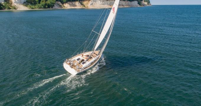 Boat rental Hanse Hanse 458 in Biograd na Moru on Samboat