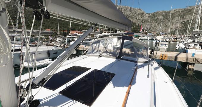 Boat rental Biograd na Moru cheap Hanse 458