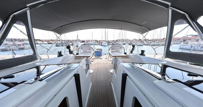 Boat rental Hanse Hanse 508 in Biograd na Moru on Samboat