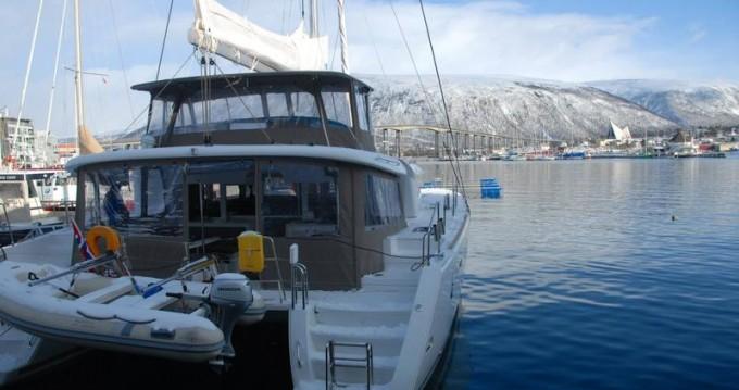 Rental yacht Tromsø - Lagoon Lagoon 450 on SamBoat