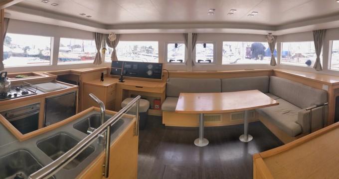 Rental Catamaran in Lefkada (Island) - Lagoon Lagoon 450