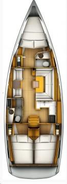 Rental yacht Lefkada (Island) - Jeanneau Sun Odyssey 419 on SamBoat