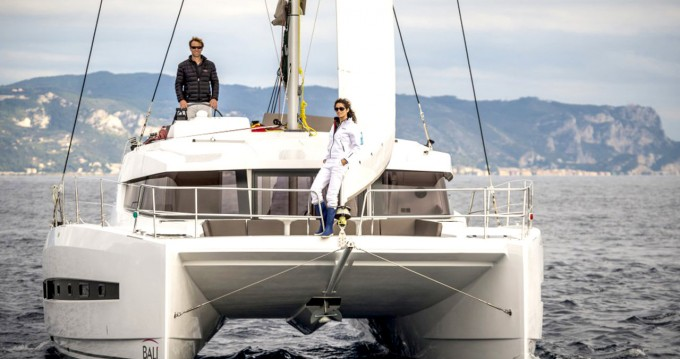 Hire Catamaran with or without skipper Catana Can Pastilla