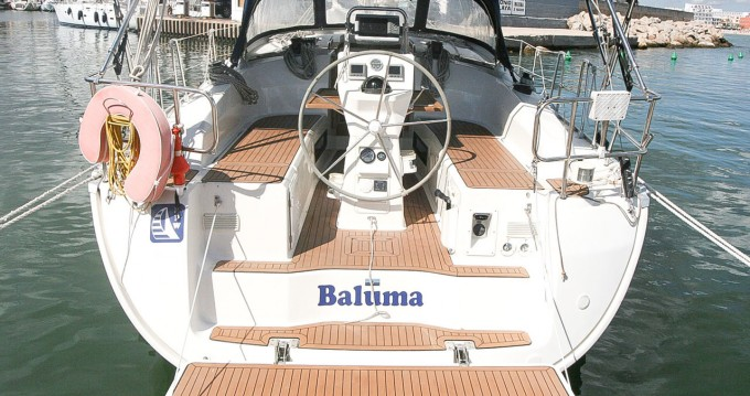 Sailboat for rent Can Pastilla at the best price