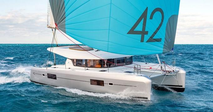 Rental yacht Can Pastilla - Lagoon Lagoon 42 on SamBoat