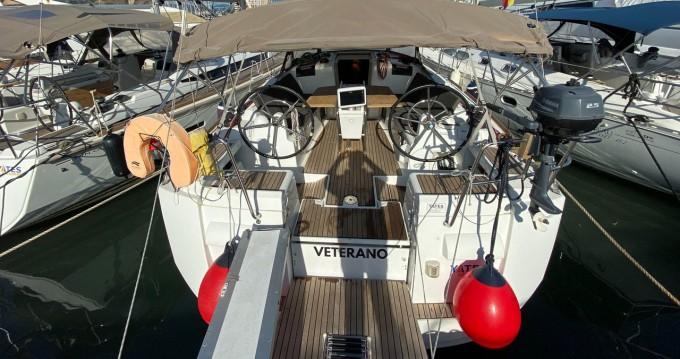 Boat rental Can Pastilla cheap Sun Odyssey 409