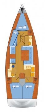 Rental Sailboat in Can Pastilla - Jeanneau Sun Odyssey 439