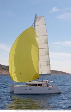Rental Catamaran in Alimos - Lagoon Lagoon 400