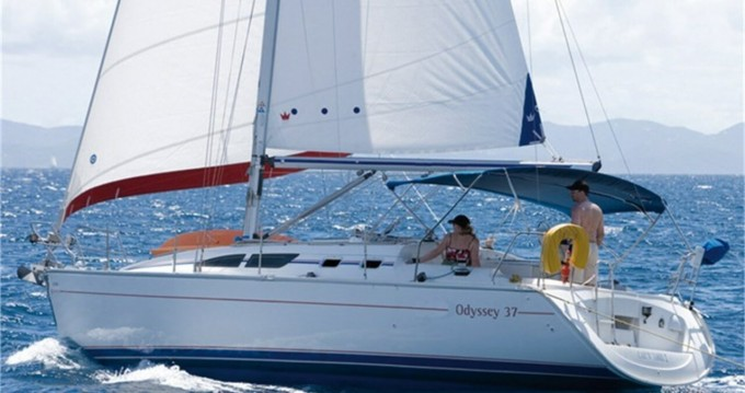 Rent a Jeanneau Sun Odyssey 37 Nikiána