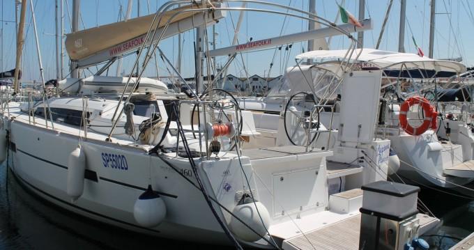Boat rental Marsala cheap Dufour 460 Grand Large