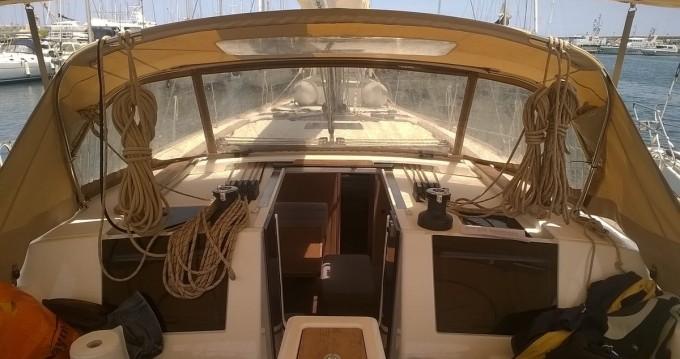Rental Sailboat in Marsala - Dufour Dufour 460 Grand Large