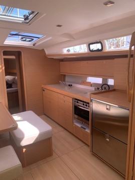 Boat rental Marina di Portorosa cheap Dufour 460 Grand Large