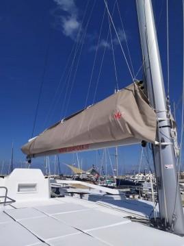 Hire Catamaran with or without skipper Dufour Marina di Portorosa