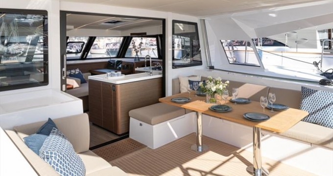 Hire Catamaran with or without skipper Nautitech Palermo