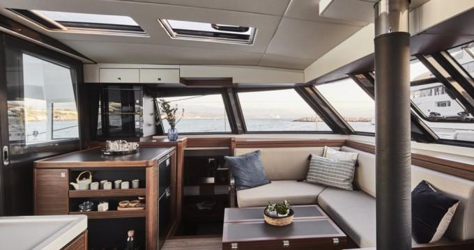 Boat rental Palermo cheap Nautitech 46 Fly