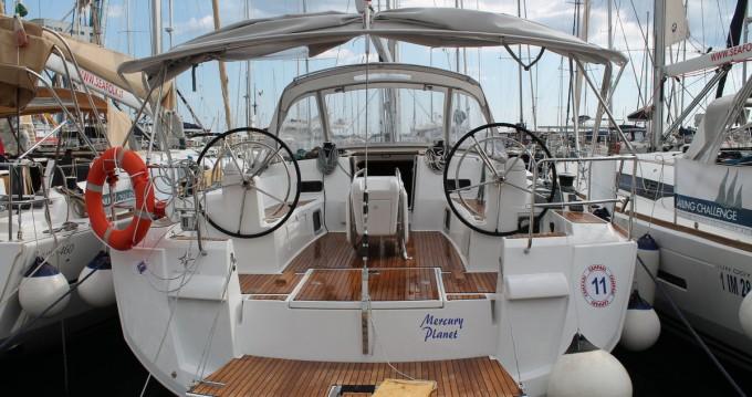 Rental Sailboat in Marsala - Jeanneau Sun Odyssey 519