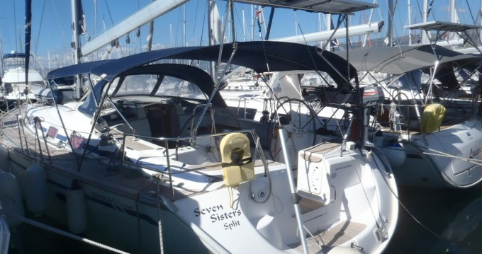 Rental Sailboat in Split - Bavaria Bavaria 46 Cruiser