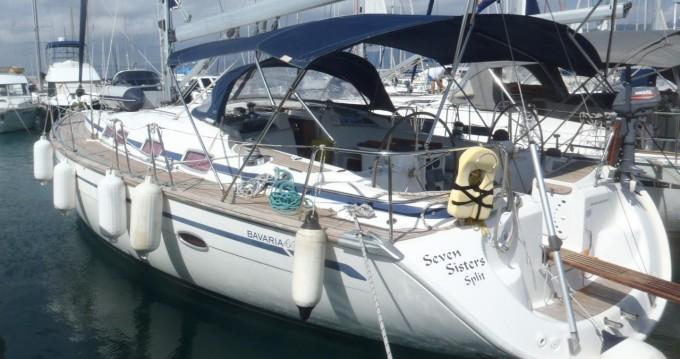 Rental yacht Split - Bavaria Bavaria 46 Cruiser on SamBoat