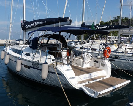 Rental Sailboat in Procida - Bavaria Cruiser 41