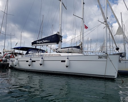 Rental Sailboat in Procida - Bavaria Cruiser 46