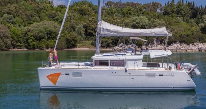 Rent a Lagoon Lagoon 450 F Ionian Islands