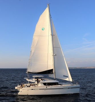 Boat rental Zadar cheap Lagoon 450 Sport Top