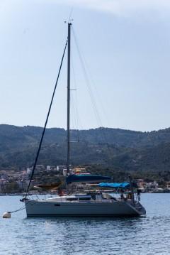 Boat rental Jeanneau Sun Odyssey 36i in Deme of Volos on Samboat