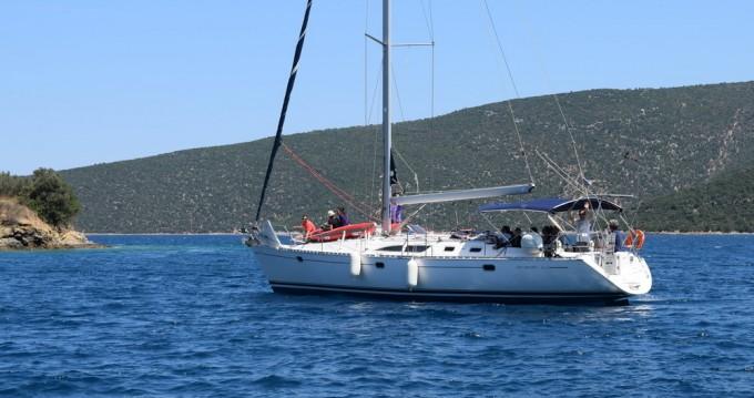 Boat rental Deme of Volos cheap Sun Odyssey 45.1