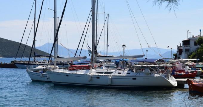 Boat rental Jeanneau Sun Odyssey 45.1 in Deme of Volos on Samboat