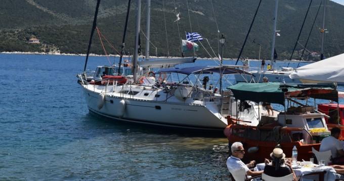 Rental yacht Deme of Volos - Jeanneau Sun Odyssey 45.1 on SamBoat