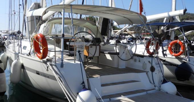 Rental Sailboat in Göcek - Bavaria Cruiser 45
