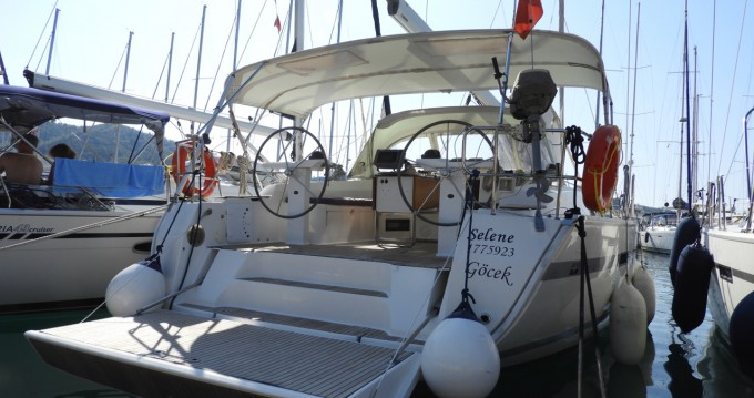 Bavaria Cruiser 45 between personal and professional Göcek