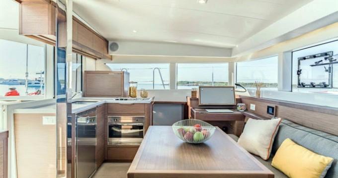 Rental Catamaran in Göcek - Lagoon Lagoon 40